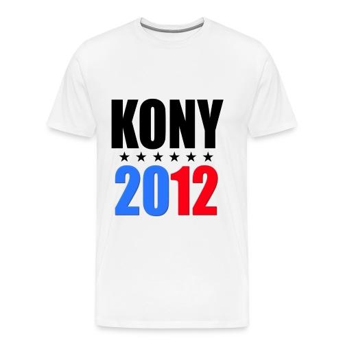Kony 2012  - Men's Premium T-Shirt