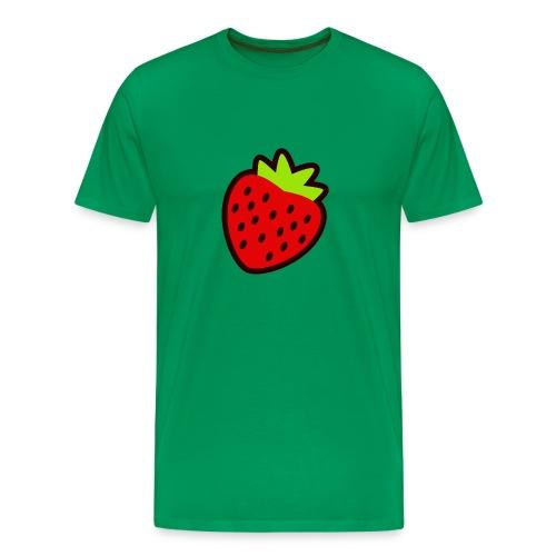 Strawberry Heavy - Men's Premium T-Shirt