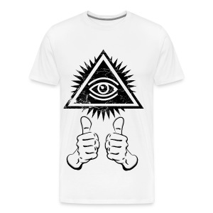 Thumbs up! ▲ - Men's Premium T-Shirt