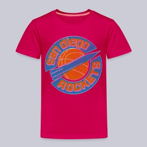 San Diego Rockets - Toddler Premium T-Shirt