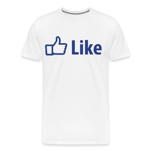 Like it - Men's Premium T-Shirt