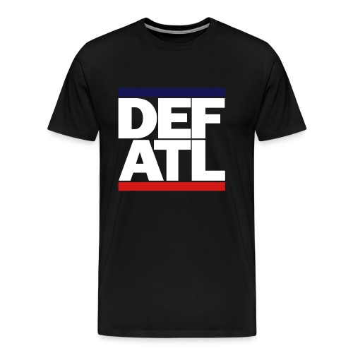 DEF ATL - Men's Premium T-Shirt