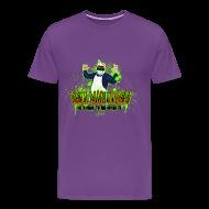 T-Shirts ~ Men's Premium T-Shirt ~ DELI MAN - Men's Heavyweight T-Shirt