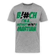 T-Shirts ~ Men's Premium T-Shirt ~ Martian