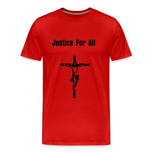 Justice For All - Men's Premium T-Shirt