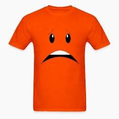 Worried Face T-Shirts
