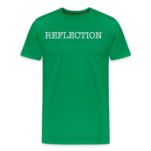 very first reflection shirt - Men's Premium T-Shirt