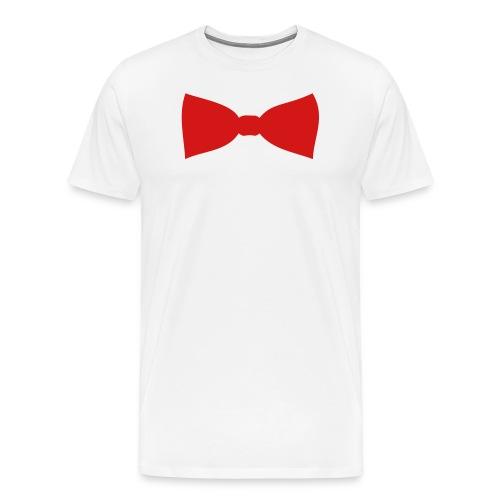 Red Bow - Men's Premium T-Shirt