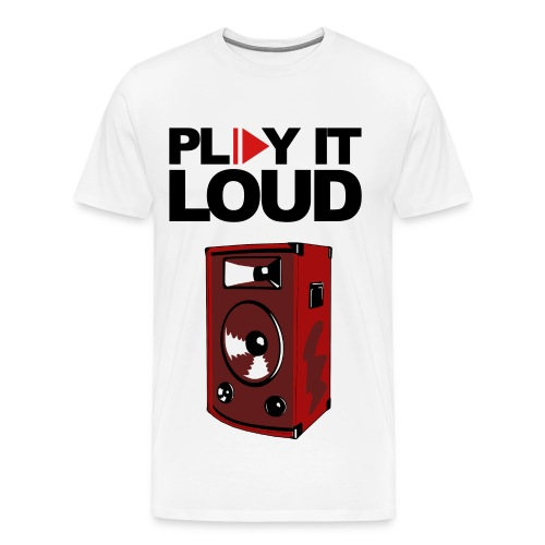 Play it lound  - Men's Premium T-Shirt