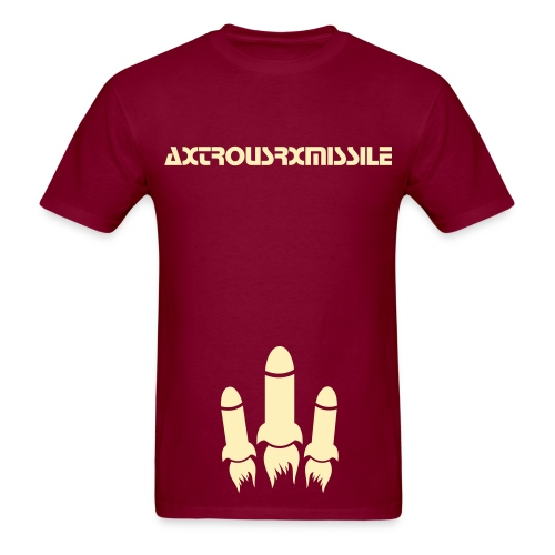 axtrousrxmissile - Men's T-Shirt