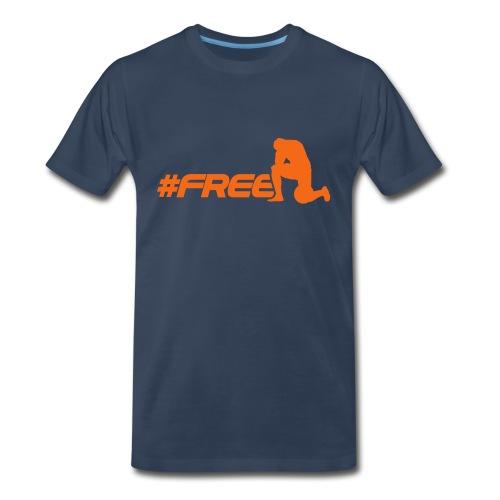 #Free15 - Men's Premium T-Shirt