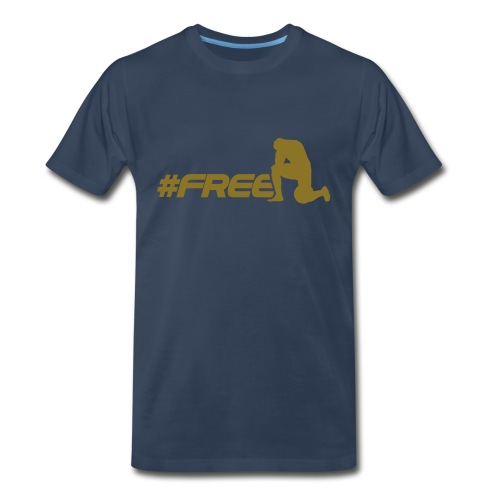 #Free15 - Jacksonville - Men's Premium T-Shirt