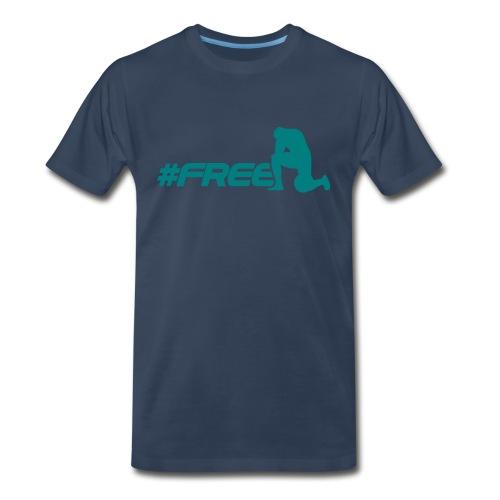 #Free15 - Miami - Men's Premium T-Shirt