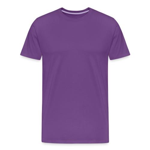 men's Heavyweight T-shirt ( Jesus stand  - Men's Premium T-Shirt