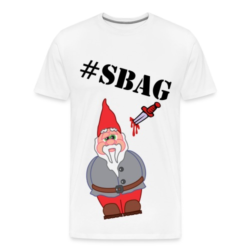 Shanked By a Gnome! - Men's Premium T-Shirt