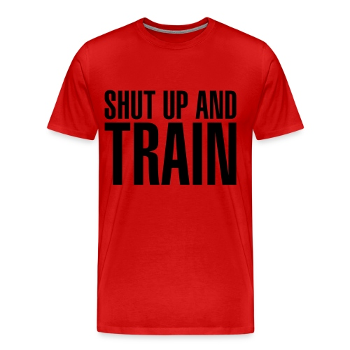 Shut Up Tee - Men's Premium T-Shirt