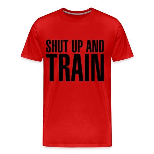 Shut Up Tee - Men's Premium T-Shirt