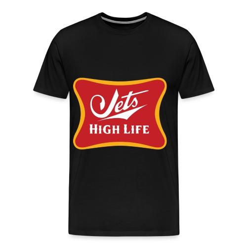 Jets High Life - Men's Premium T-Shirt