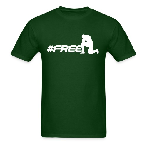 #Free15 - New York - Men's T-Shirt