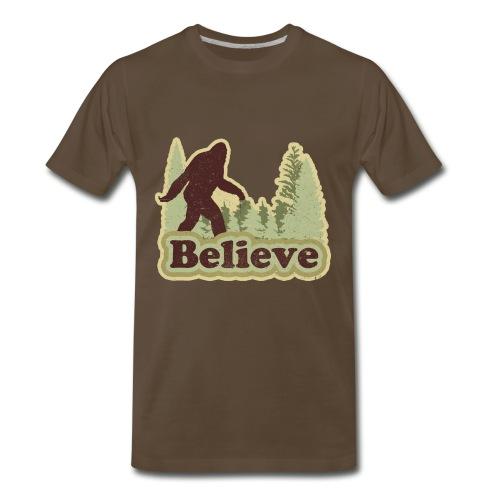 Believe - Men's Premium T-Shirt