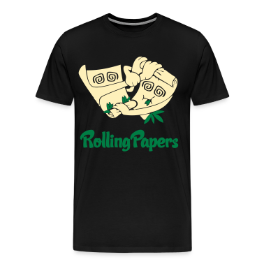 Rolling Papers T-Shirts - stayflyclothing.com