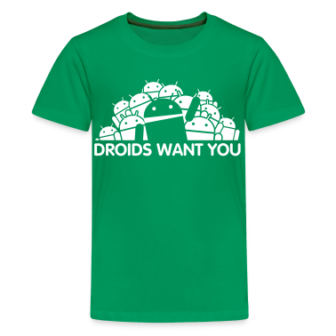 Droid Group Kids' Shirts