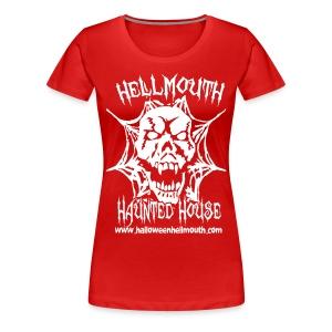 2011 Hellmouth Women's Plus Size Basic T-Shirt - Women's Premium T-Shirt