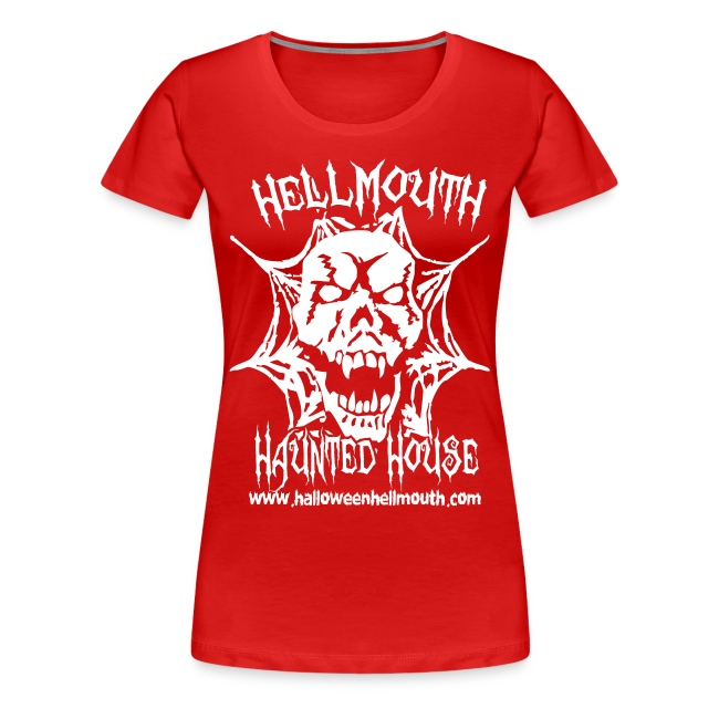 2011 Hellmouth Women's Plus Size Basic T-Shirt