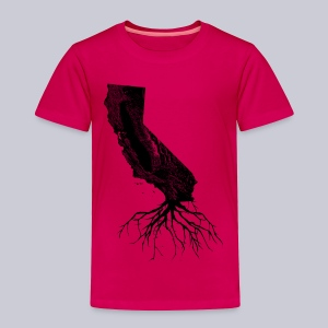 California Roots - Toddler Premium T-Shirt