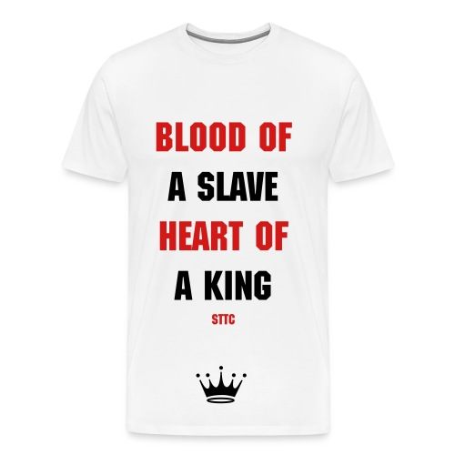 Blood of a Slave - Men's Premium T-Shirt