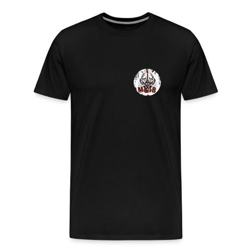 Men's Matt Bennett Band Short Sleeve Shirt (XXXL) - Men's Premium T-Shirt