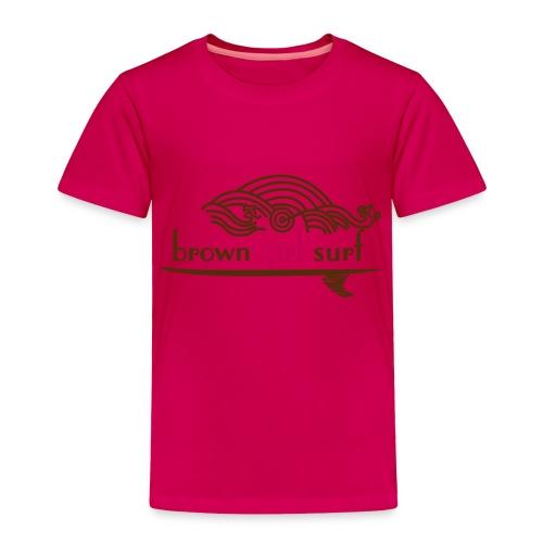 Toddler's T (Pink Cotton) - Toddler Premium T-Shirt