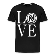 T-Shirts ~ Men's Premium T-Shirt ~ Love nV T-Shirt