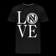T-Shirts ~ Men's Premium T-Shirt ~ Love nV T-Shirt