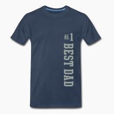 No1 BEST DAD T-Shirt SN