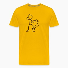 greyman_with_query_1c T-Shirts