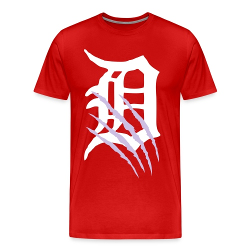 TIGER WE$T - Men's Premium T-Shirt