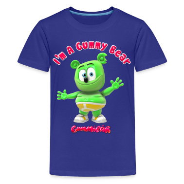 I'm A Gummy Bear Kids' Shirts