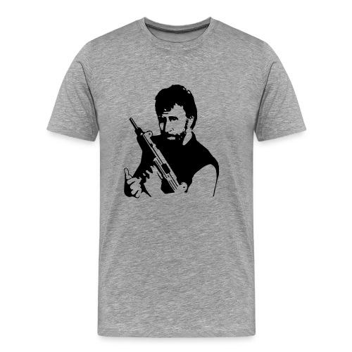Chuck Norris (Men's) - Men's Premium T-Shirt