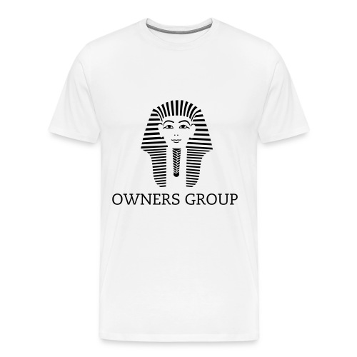 Owners Group Design 3 T-Shirt - Men's Premium T-Shirt