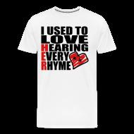 T-Shirts ~ Men's Premium T-Shirt ~ I use to love H.E.R.  002