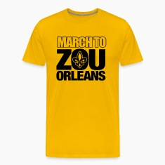 March to Zou Orleans Shirt -