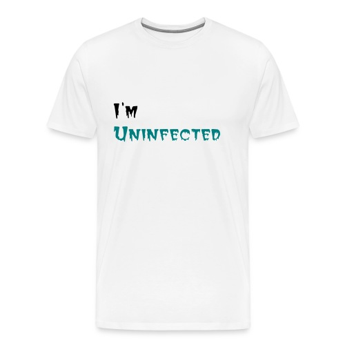 I'm Uninfected  - Men's Premium T-Shirt
