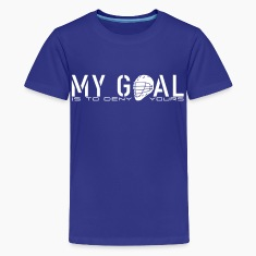 My Goal Is To Deny Yours (LAX) Kids' Shirts