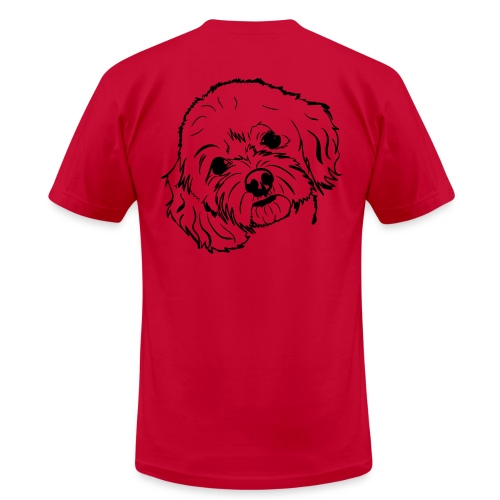 Cockapoo - Men's  Jersey T-Shirt