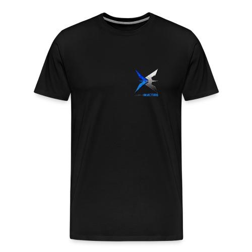 Big Country Dara Streamer - Front and Back Design - Men's Premium T-Shirt