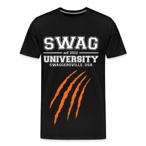Swag Scratch - Men's Premium T-Shirt