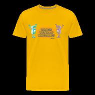 T-Shirts ~ Men's Premium T-Shirt ~ Robot Fight!