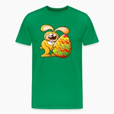 Easter Bunny Falling in Love T-Shirts