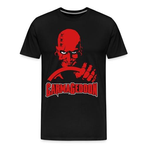 Max & Classic Logo - Men's Premium T-Shirt